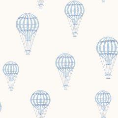 6259 BoråsTapeter Behang kinderkamer Ballong blue