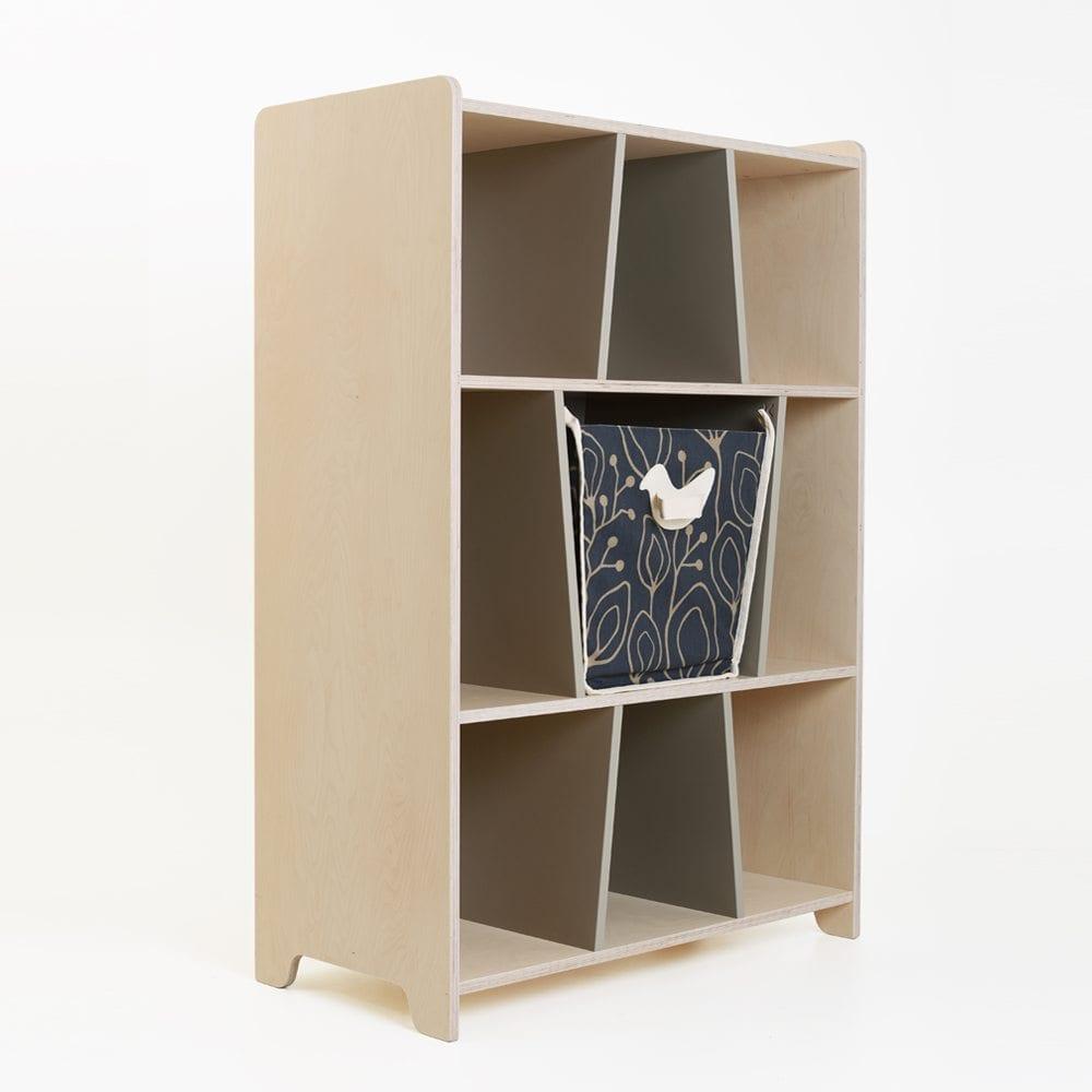KUKUU - Boekenkast kinderkamer Bird & Berry