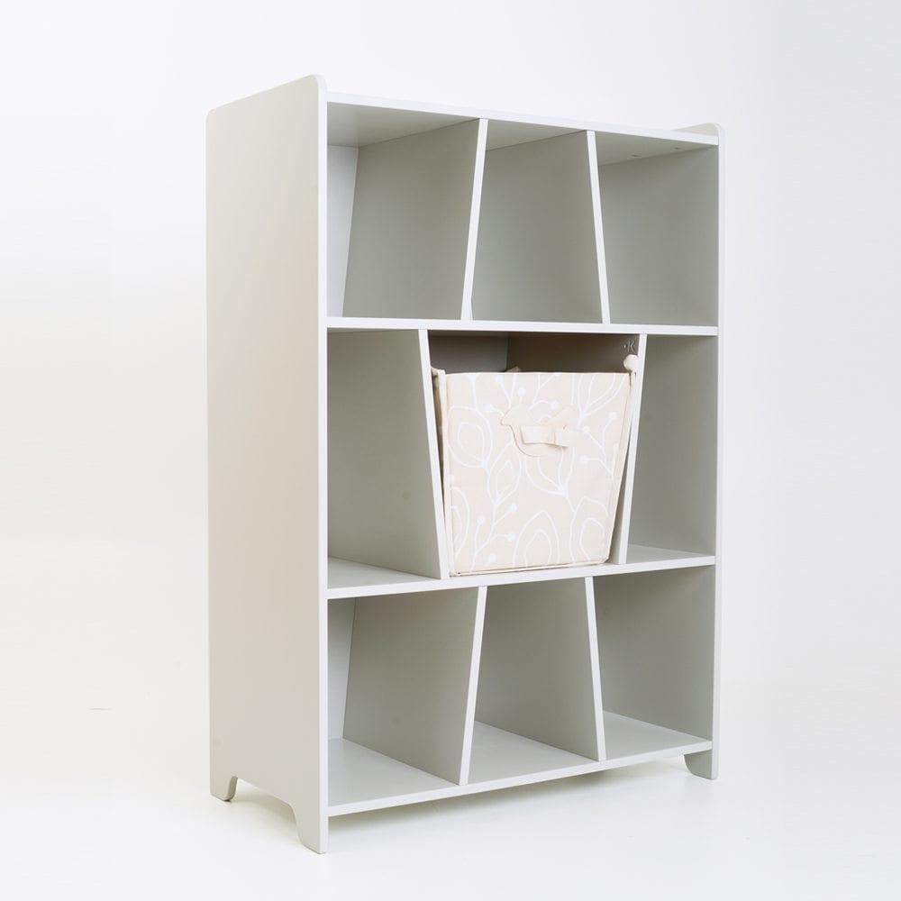 kukuu - boekenkast kinderkamer bird & berry, Deco ideeën