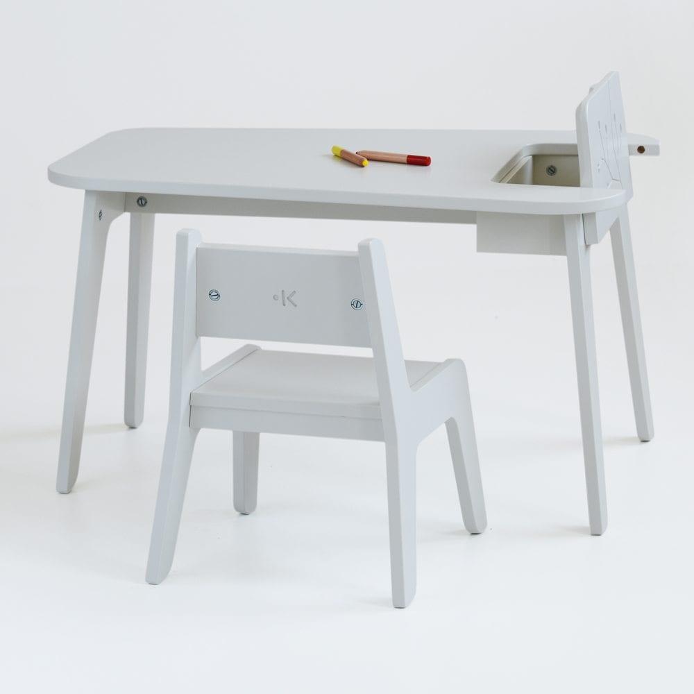 Fabulous KUKUU - Kindertafel en stoel Bird & Berry YB97