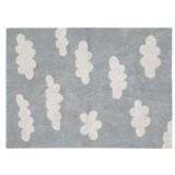 Lorena Canals – Kinderkleed – Clouds – 120 x 160 cm – grey