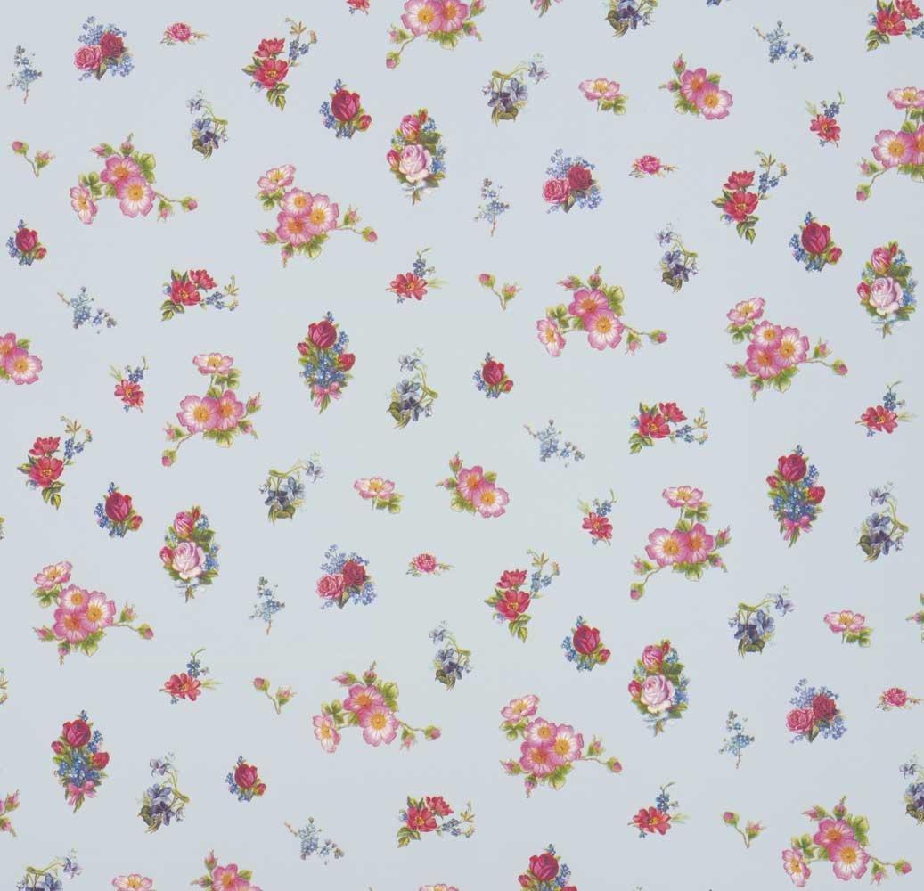 Room Seven – Meisjesbehang Romantic Flower