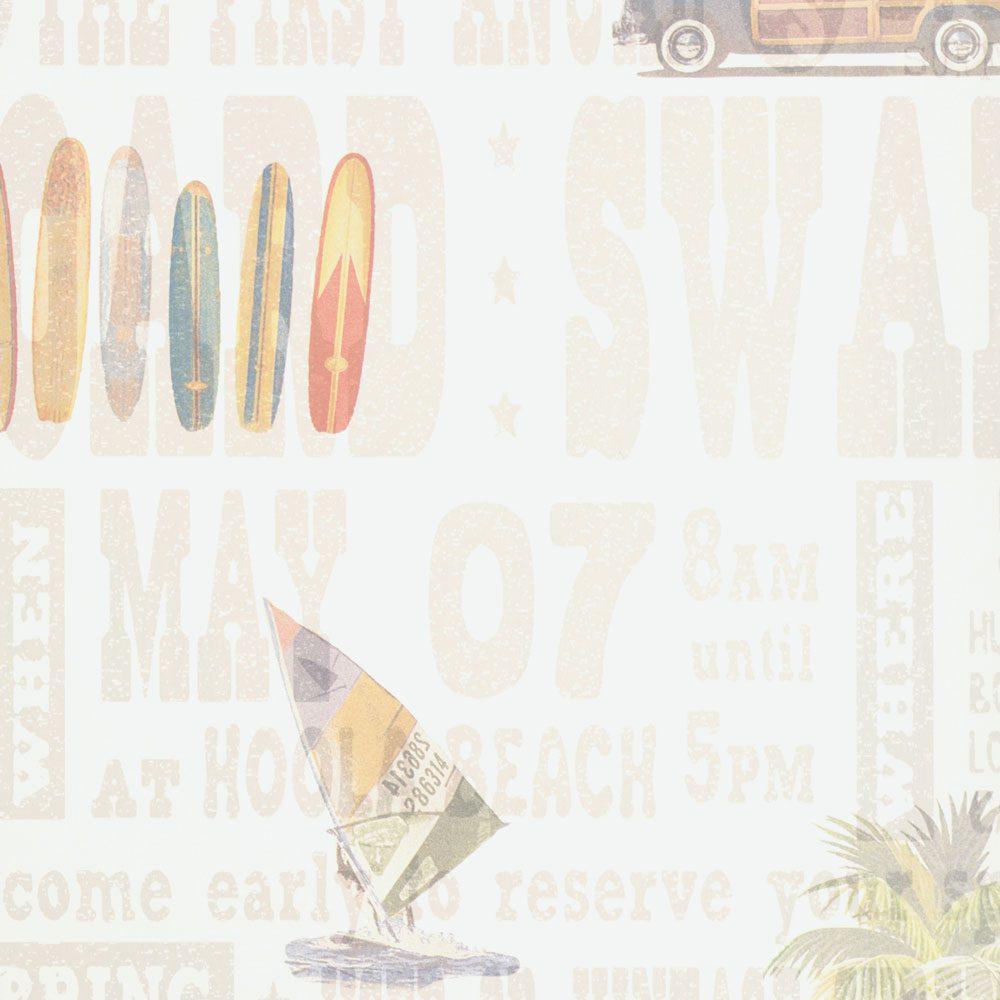 Room Seven – Surf behang Swap