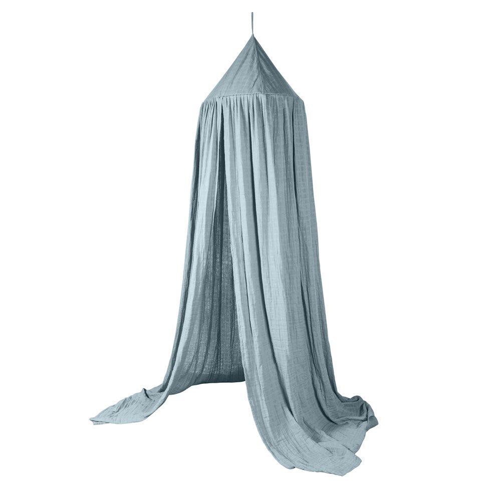 Sebra – Baldakijn – eucalyptus blue