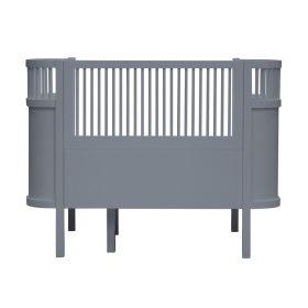 Sebra – Ledikant Kili – classic grey