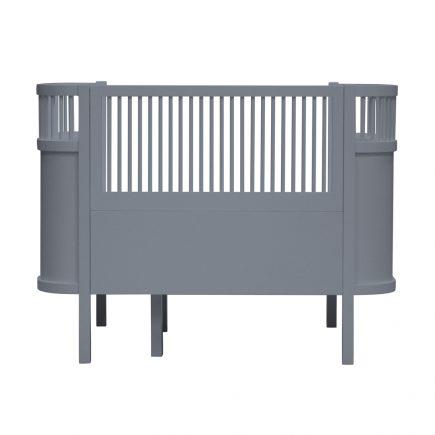 The Sebra Bed dark grey