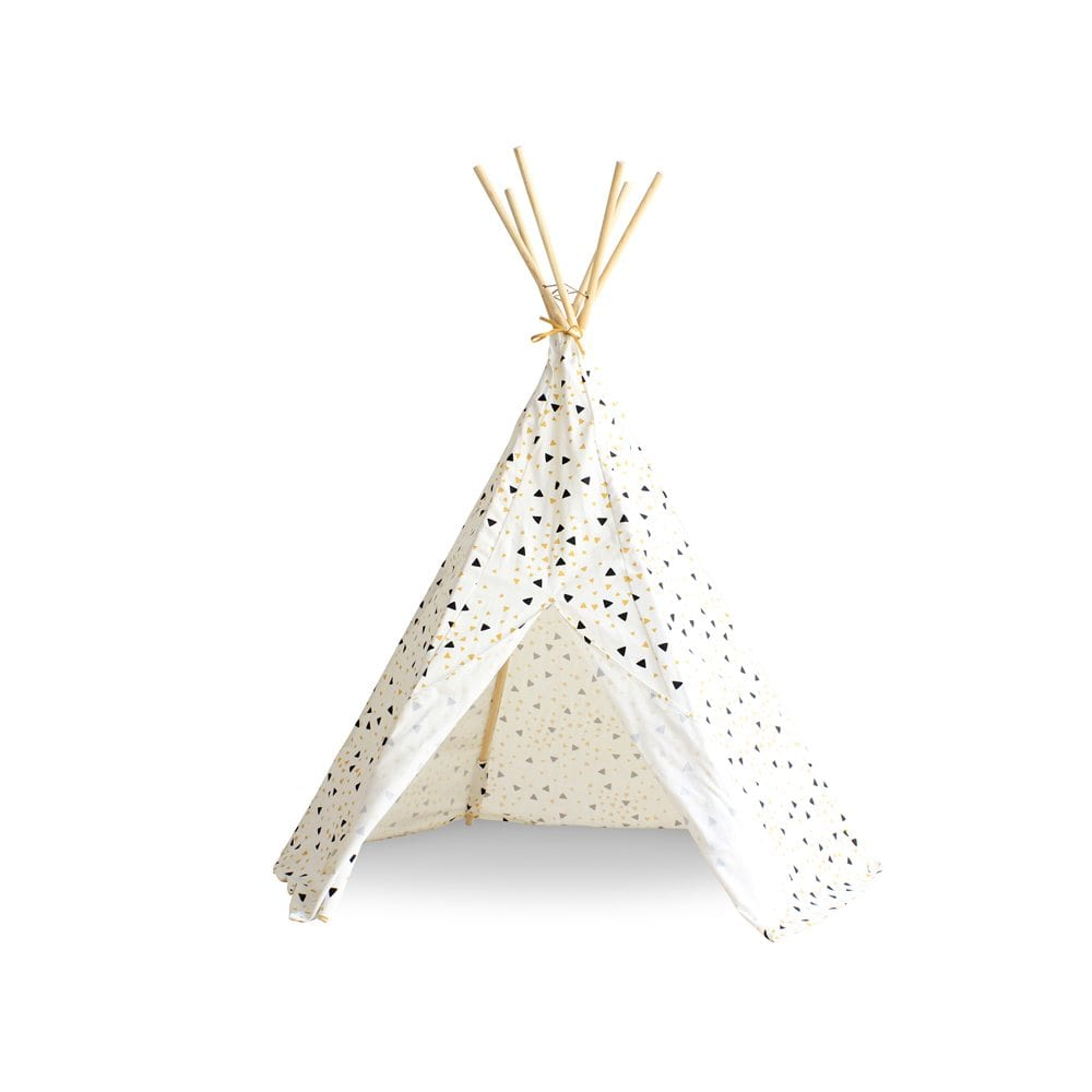 Nobodinoz Kinder tipi Sparks in black honey