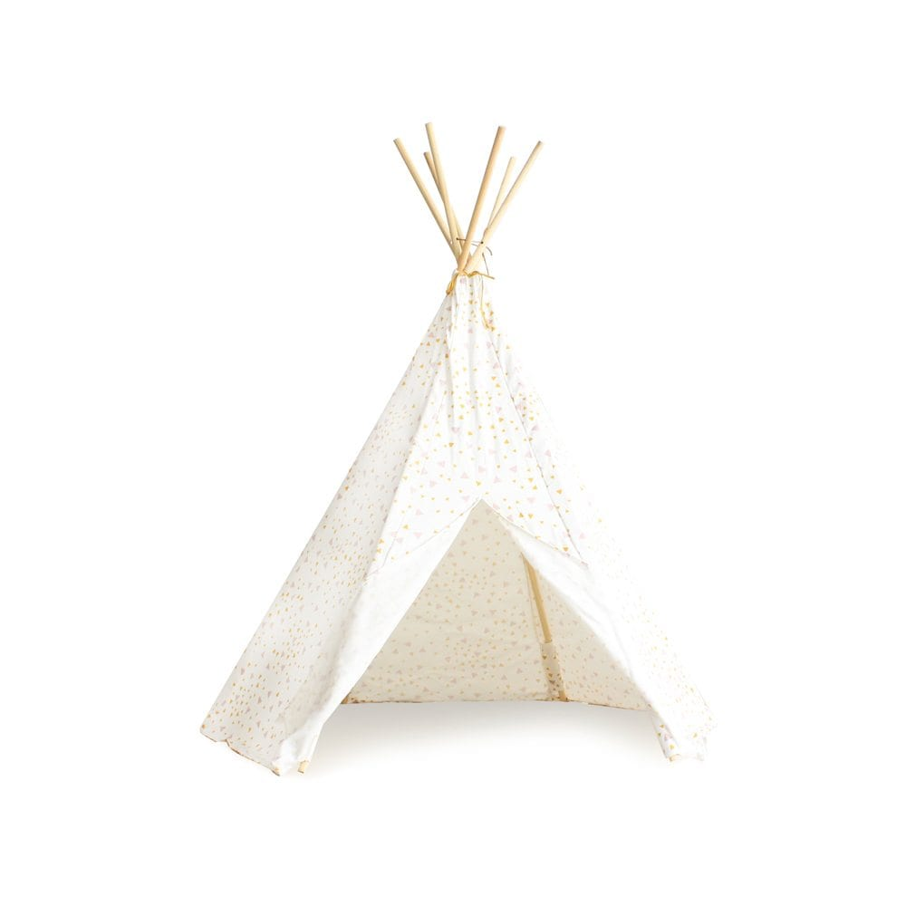 Nobodinoz Kinder tipi Sparks in pink honey