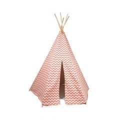 Nobodinoz Kinder tipi Zigzag in pink