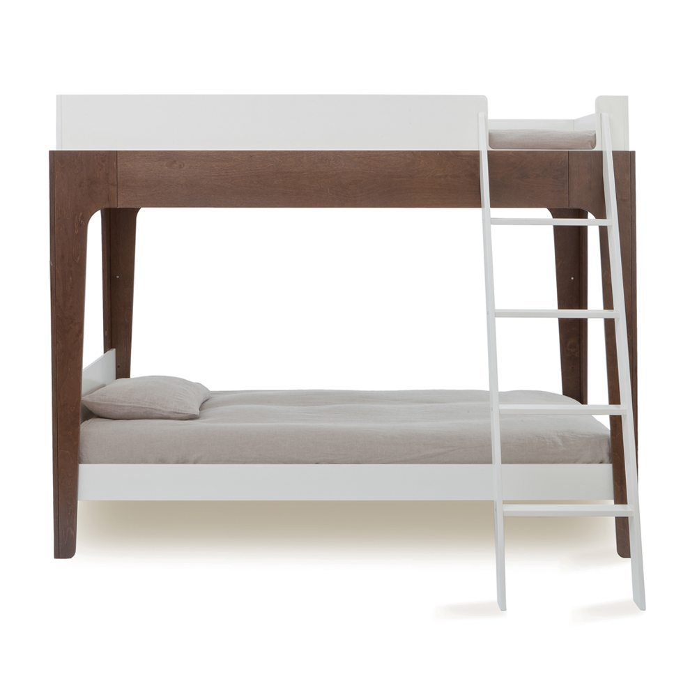 Oeuf NY Bunk bed Perch in walnut