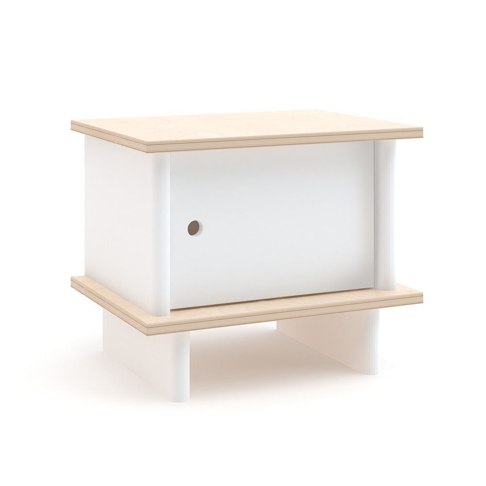 Oeuf NY ML Night Stand in birch