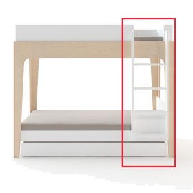 Oeuf  NYC – Verticale ladder voor Stapelbed – Junior Bunk Bed – Perch – Wit