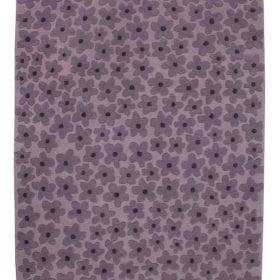 Lorena Canals – Wollen vloerkleed – Flower – Purple – 140 x 200 cm