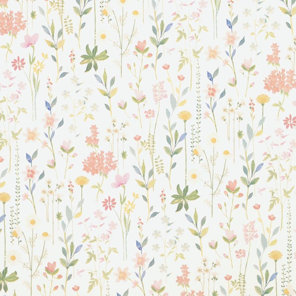 Room Seven – Bloemetjes behang Field of Flowers