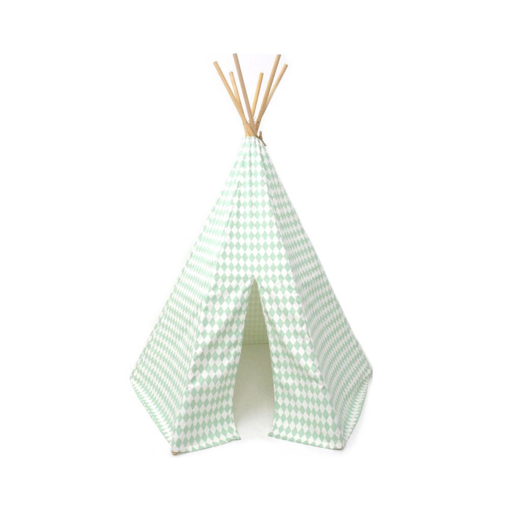 Nobodinoz – Kindertipi Diamonds – Green