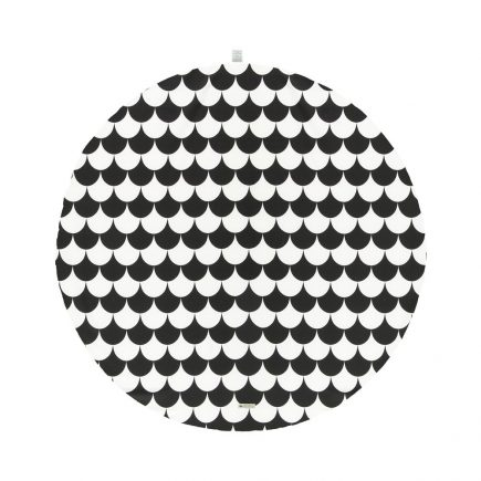 Nobodinoz   Speelkleed Scales in black