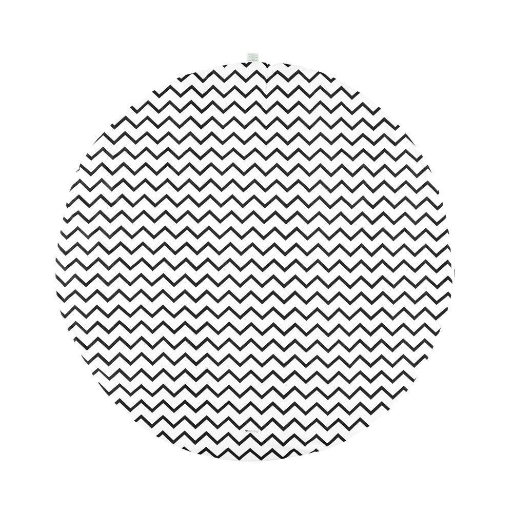 Nobodinoz   Speelkleed Zigzag in black