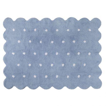 Kindervloerkleden Galleta blue
