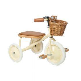 Banwood – Driewieler – Trike Bike – Creme