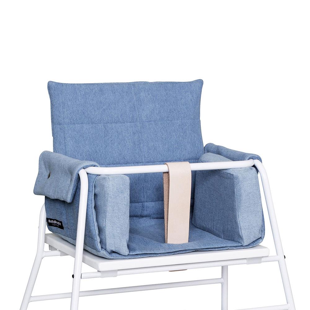 BudtzBendix - Stoelverkleiner voor Kinderstoel - Denim