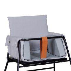 BudtzBendix - Stoelverkleiner voor Kinderstoel - Light grey