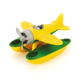 Green Toys – Watervliegtuig – Geel