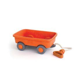 Green Toys – Oranje Trekwagen