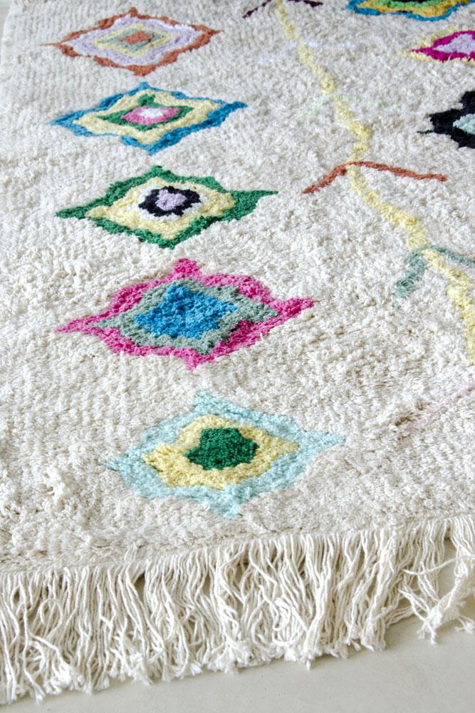 Lorena Canals grote vloerkleden Kaarol 140 x 200 cm