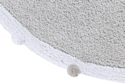 Lorena Canals speelkleed Bubbly 120 cm grey
