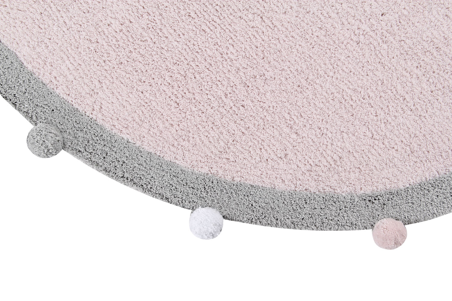 Lorena Canals speelkleed Bubbly 120 cm pink
