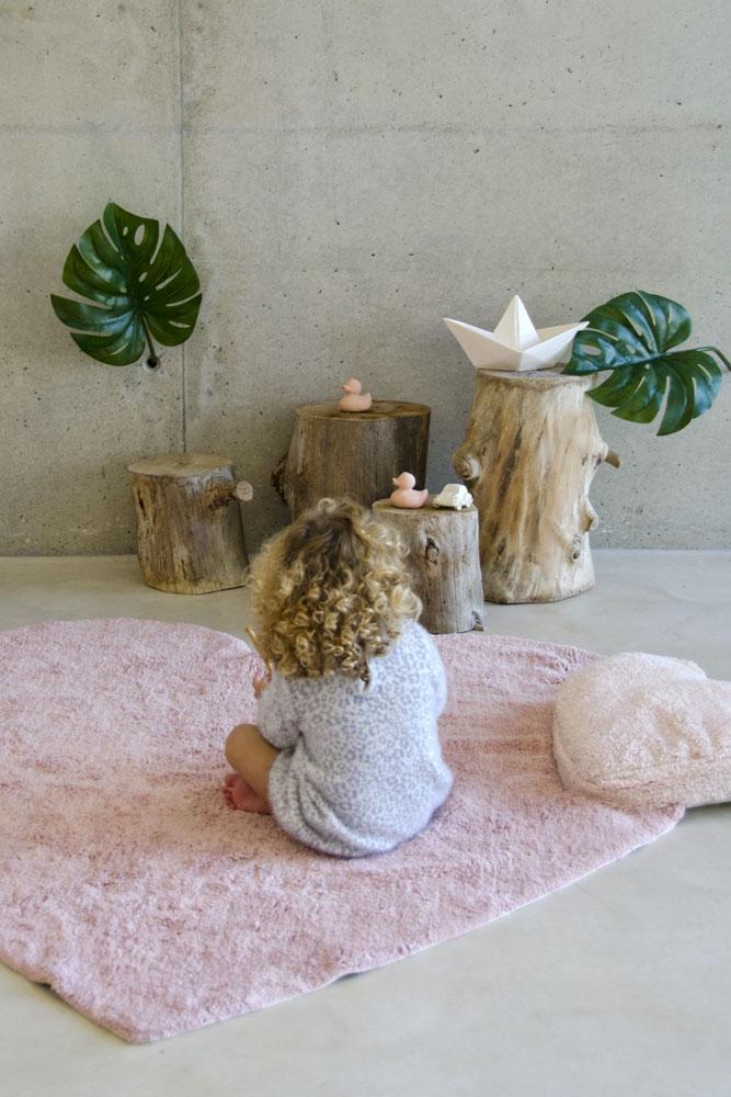 lorena canals - vloerkleed babykamer puffy love- gratis verzending!, Deco ideeën