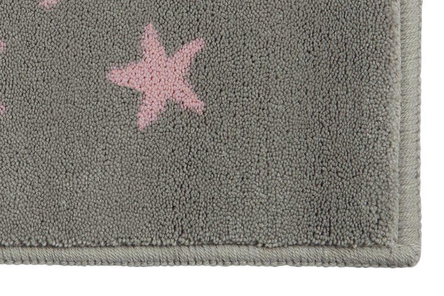 Estrellitas grey pink1