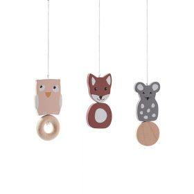 Kids Concept – Baby Gym – Houten Speelgoed – Edvin