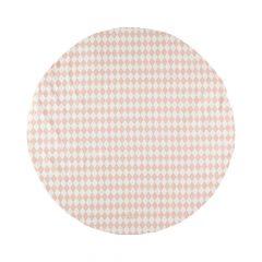 Nobodinoz Speelkleed Diamonds in pink