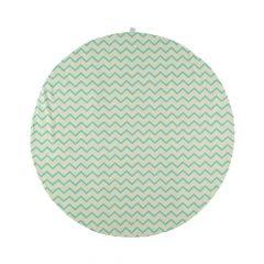 Nobodinoz Speelkleed Zigzag in green