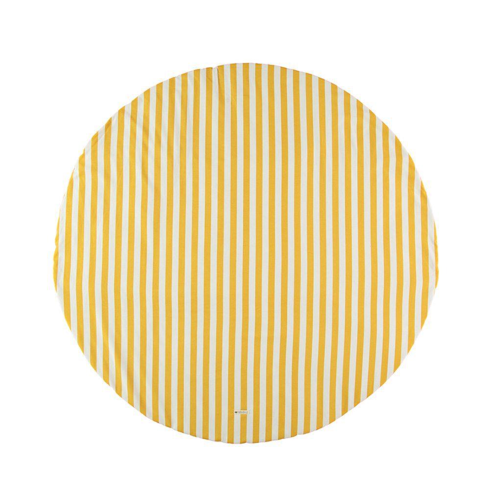 Nobodinoz Speelkleed Stripes in honey