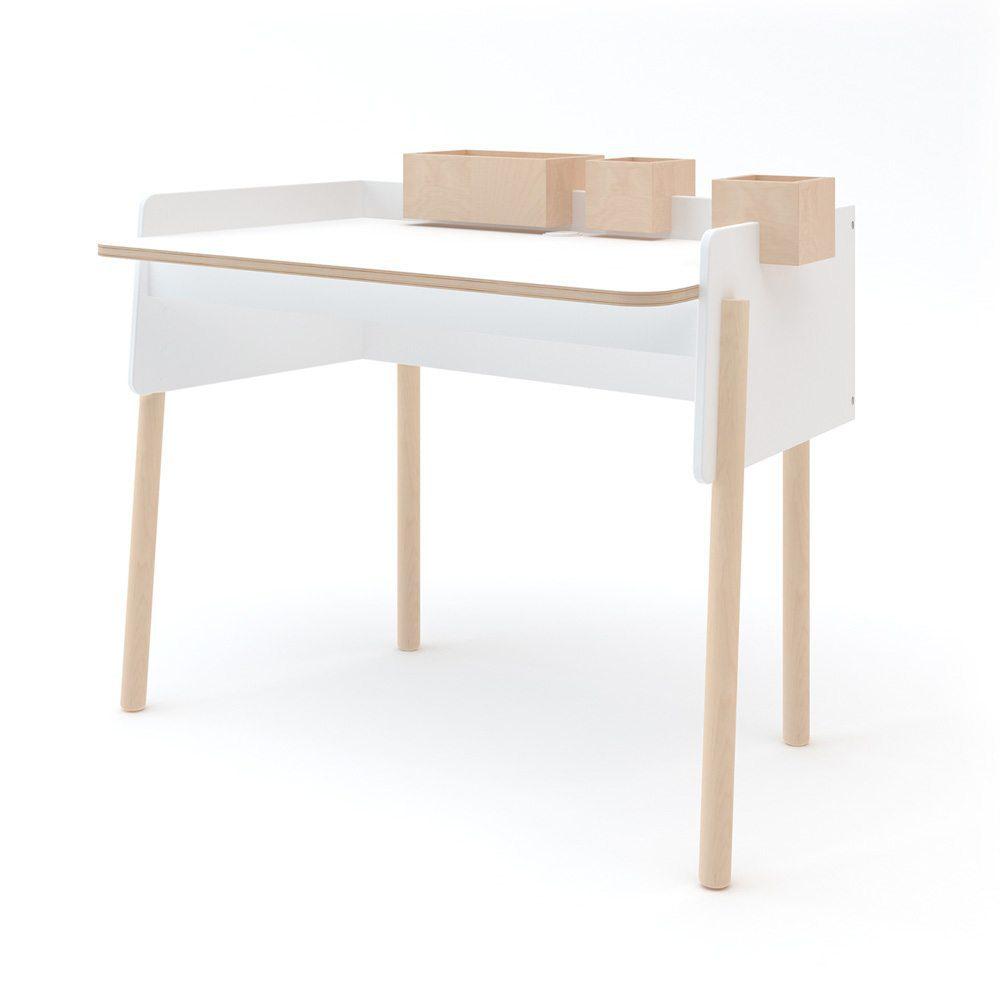 Oeuf NY Brooklyn Desk birch