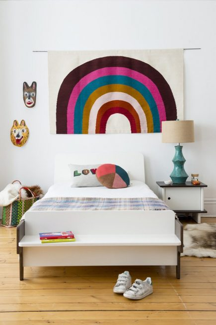 Oeuf NY Twin bed River