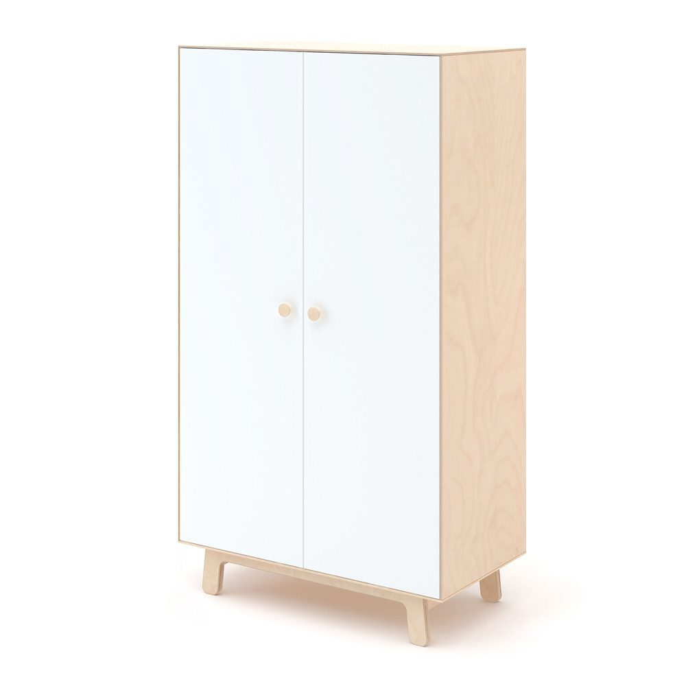 Oeuf NY Wardrobe Merlin in birch