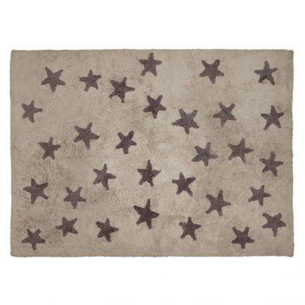 Lorena Canals   Speelkleed Messy Stars mousegrey