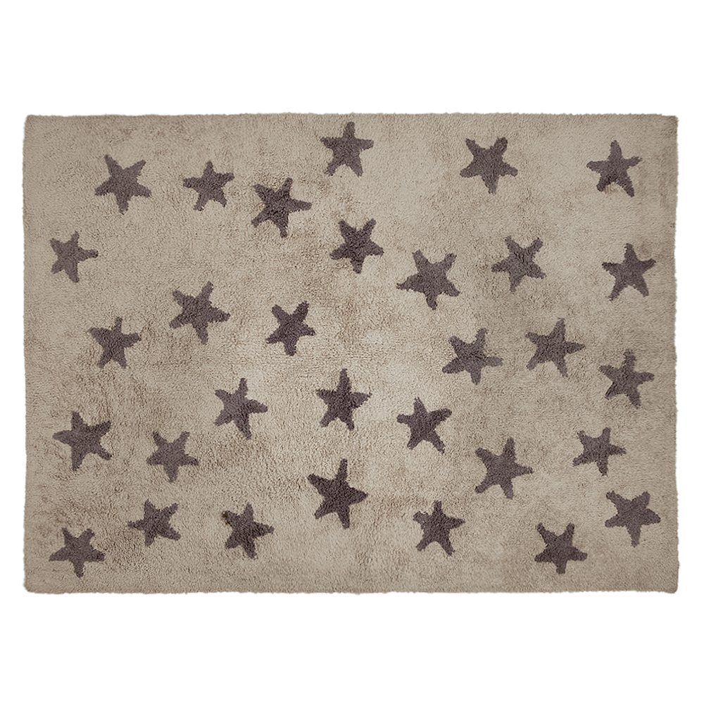 Lorena Canals Speelkleed Messy Stars mousegrey