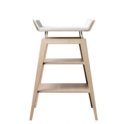 Leander Changing table Linea beech positie 2