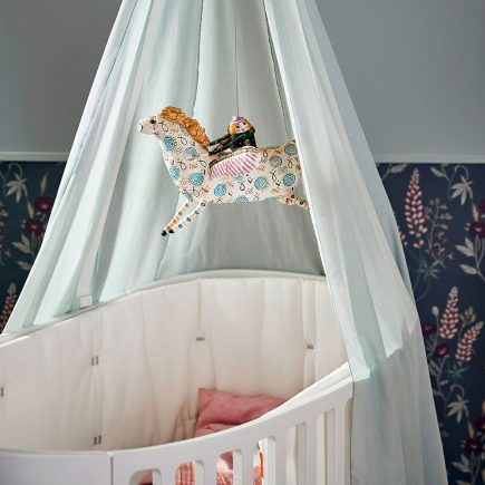 Bumper for Classic baby cot organic