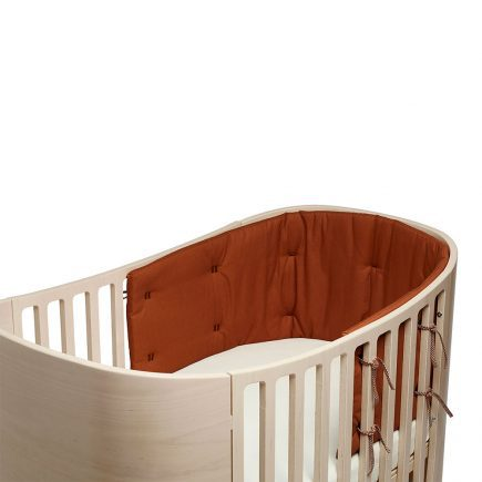 Bumper for Classic baby cot Organic ginger