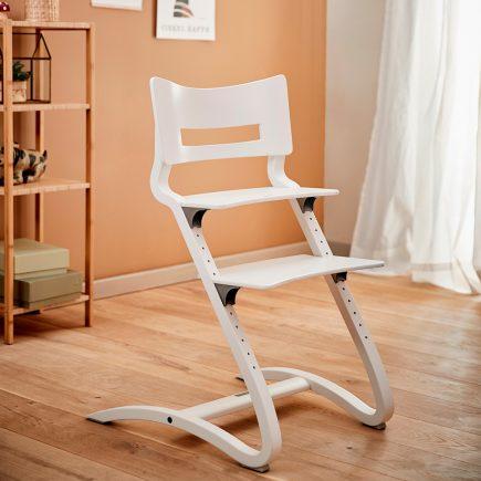 Leander Classic Highchair White