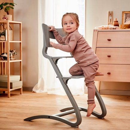 Leander Classic Highchair Grey