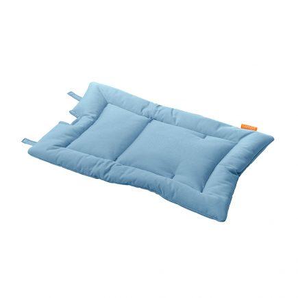 Cushion for Classic high chair Organic dusty blue