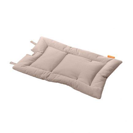 Cushion for Classic high chair Organic cappucino