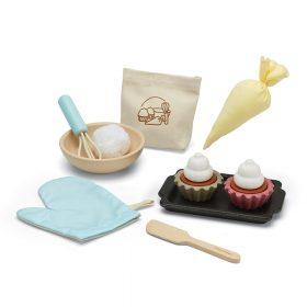 Plan Toys – Cupcake Set