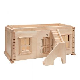Plan Toys – Victoriaans Poppenhuis Kelder